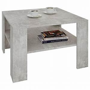 Loungemöbel Mit Stauraum : couchtisch wohnzimmertisch felice in beton optik mit ~ Michelbontemps.com Haus und Dekorationen