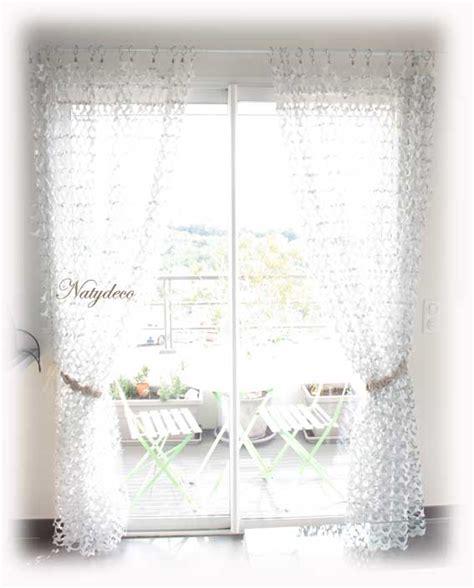 Rideau Tonnelle Blanc by Rideau De Camouflage Blanc Vendu Chez Natydeco 12 Le M X