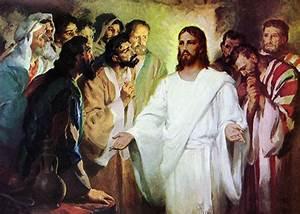 Jesús se aparece a los discípulos - 20160331