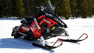 2015 Polaris Snowmobile