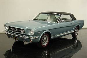 1966 Ford Mustang GT K code Coupe - Muscle Car