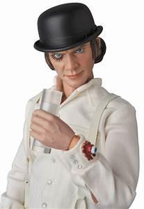 A Clockwork Orange Alex DeLarge RAH Figure — White Rabbit