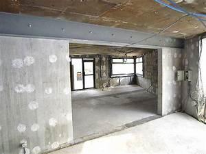 ouverture mur porteur prix devis ouverture mur porteur With maison sans mur porteur 10 comment construire un mur en parpaing leroy merlin