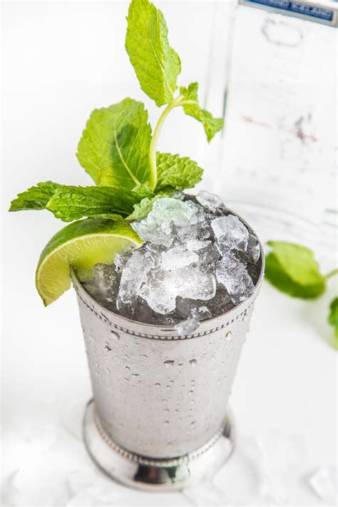 mint julip gin mint julep southern fatty