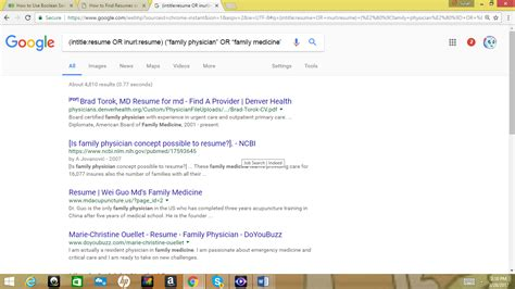Search For Resumes by How To Use Boolean Searches For Healthcare Recruiting