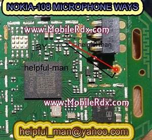 Nokia 108 Mic Microphone Problem Ways