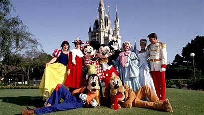 California Angeles Los Disney Characters Disneyland Character