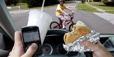 Dangerous Driving Habits Up Close