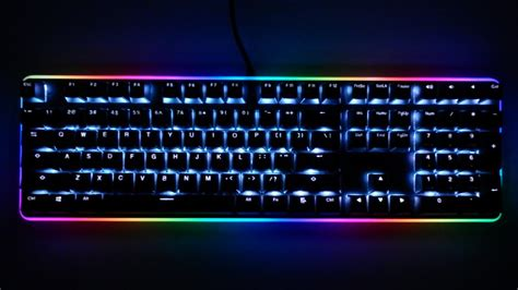 rosewill neon  rgb gaming keyboard review