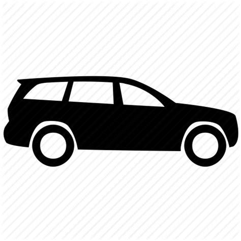 Auto, Car, Mobile, Suv, Vehicle Icon