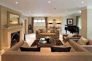 Wohnideen wohnzimmer tolle wandfarben ideen for Wohnideen für wohnzimmer