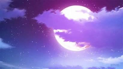 Purple Night Gifs Colorful