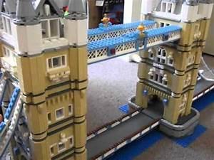 Lego Tower Bridge : lego london tower bridge set 10214 review youtube ~ Jslefanu.com Haus und Dekorationen