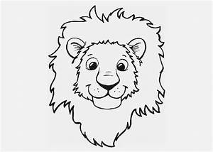 Best Photos of Lion Coloring Pages Templates - Lion ...