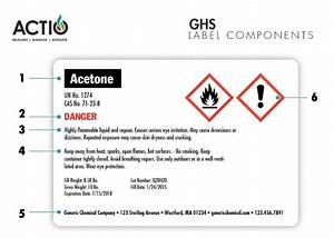 ghs labels requirements under osha39s hazcom 2012 With ghs labels must include