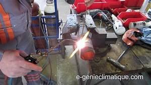 Soudure à L étain Sur Acier : plomberie09 soudure acier au chalumeau youtube ~ Maxctalentgroup.com Avis de Voitures