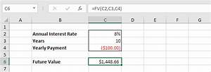 how to calculate present value in excel 2010 graduated With future value excel template