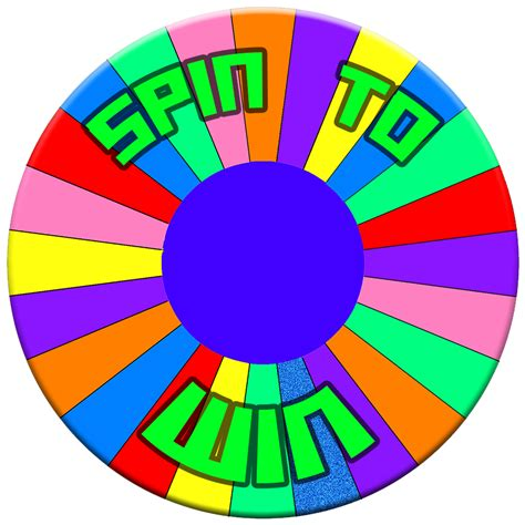 Spin To Win Logo By Larry4009 On Deviantart