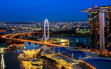 50 Free 4K Singapore Wallpaper Images For Download