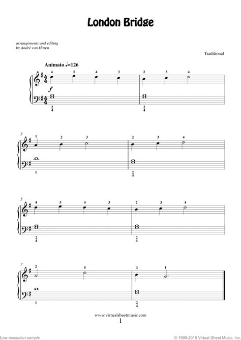 Learning to play simple piano songs and pieces is a crucial part of developing as a piano player. Beginning Piano, part I sheet music for piano solo PDF