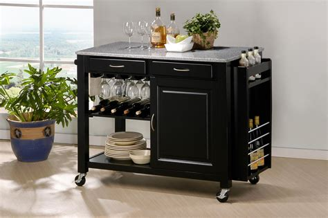 Small Kitchen Islands And Carts