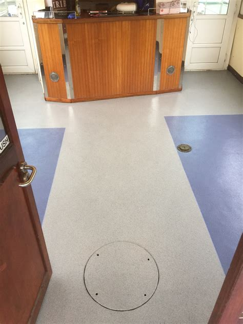 pictures of kitchen tile floors polysafe standard fitted on a ferry k flooring quality 7471