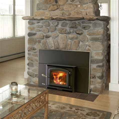 Insert For Fireplace - aspen fireplace insert wood stove insert by kuma stoves