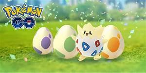 Pokemon Go Egg Chart For March 2021 2km 5km 7km 10km