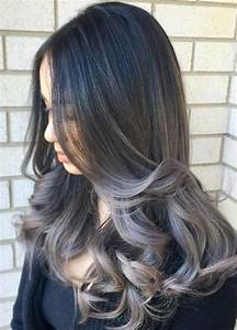 Gorgeous Gunmetal Gray Hair StrayHair Of 29 Elegant Hair