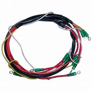 Alternator Wiring Harness For Ford New Holland Tractor 600 Jubilee