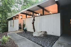 Mid Century Modern Ranch Style House Plans