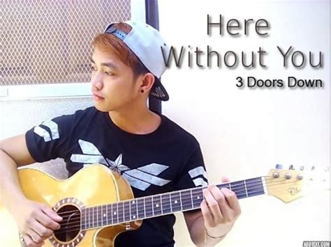 3 doors here without you 3 doors here without you guitar fingerstyle cover