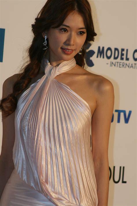 HD wallpapers korean celebrity short hair