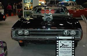 Grab 1970 Dodge Charger RT starred in Fast and Furious 4