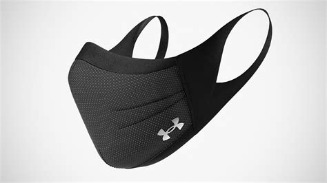 Under Armour Sportsmask Is A Face Mask for Athletes In