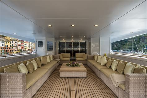 my the wellesley luxury yacht offering from the