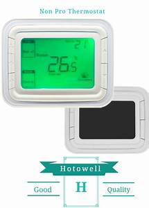 Termostato Digital Honeywell T6865h2wg De 24vca