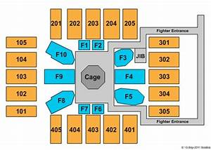 New Orleans Ernest N Morial Convention Center Tickets In