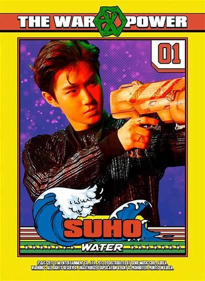 Suho Exo Power Teaser Powers Teasers Soompi