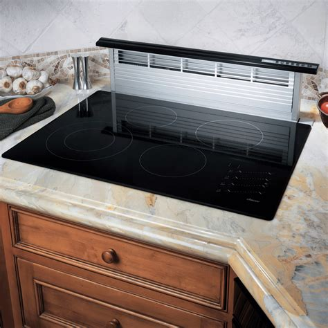 """Downdraft Cooktops Electric 30 Inch 30"""" Electric Radiant"""