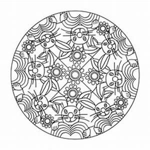 Mandalas Fr Ostern Basteln Gestalten