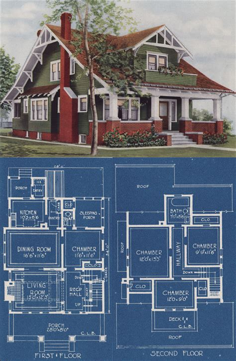 craftman bungalow style house  american homes beautiful chicago bowes
