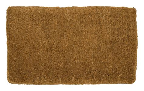 Doormat Company by Heavy Duty Coir Scraper Mat Melford Plain