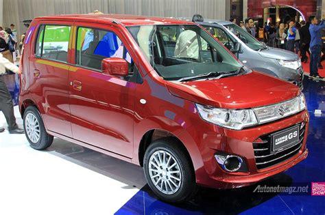 Gambar Mobil Suzuki Karimun Wagon R Gs by Suzuki Karimun Wagon R Gs Di Iims 2014 Autonetmagz