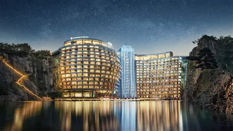 InterContinental Shanghai Wonderland unveiled as IHG's ...
