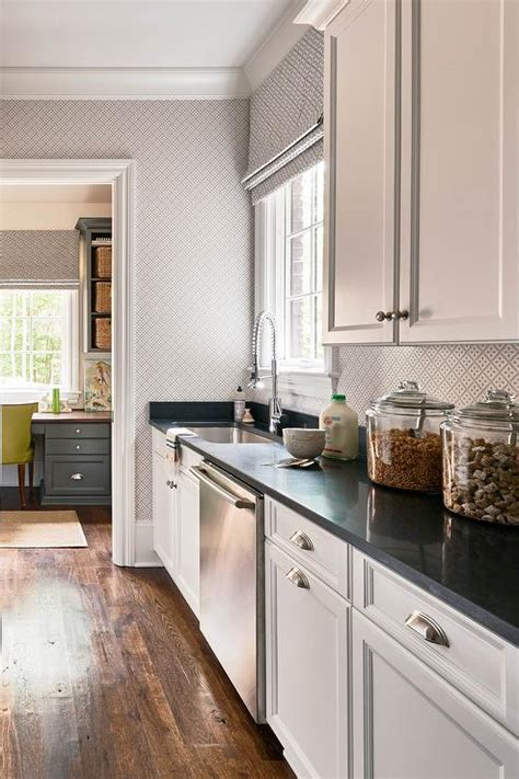 white shaker kitchen cabinets with quartz countertops white cabinets with copper cup pulls design ideas White Shaker Kitchen Cabinets With Quartz Countertops