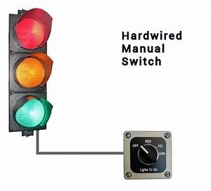 Manual Switch Controlled Safety Signal