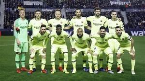 LaLiga Santander Barcelona Player Ratings Messi Doesn39t