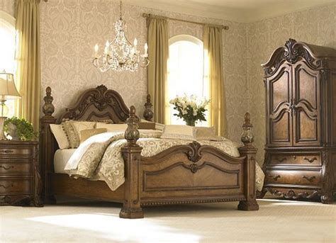 King Bedroom Sets Havertys by Bedrooms Villa Clare King Poster Bed Bedrooms Havertys