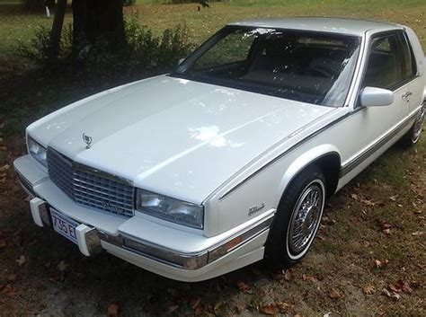 Purchase Used 1989 Cadillac Eldorado Biarritz Coupe